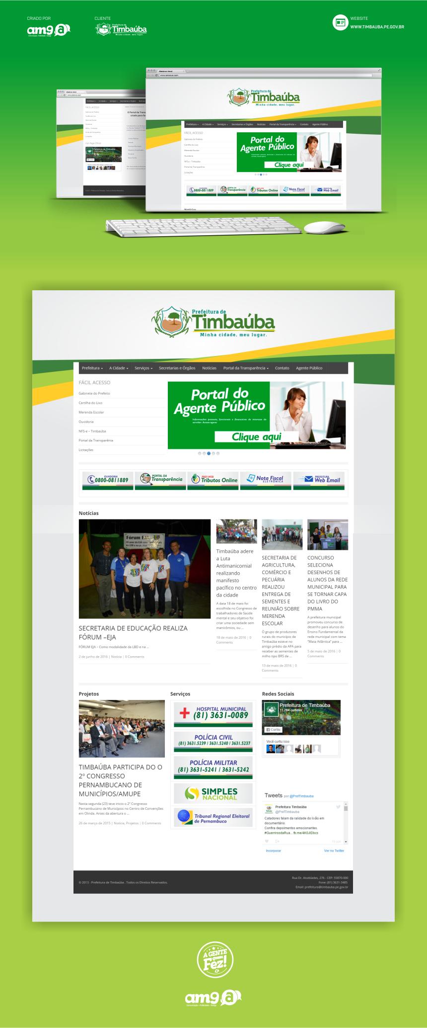 Prefeitura de Timbauba